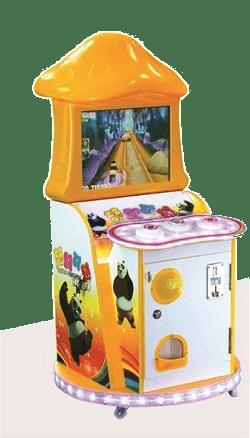 simulador de auto para niños