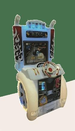 simulador de auto