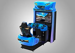 simulador especial de auto para niño