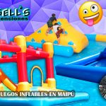 arriendo de juegos inflables en Maipú