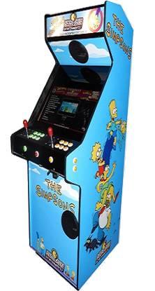 arriendo de maquinas arcade